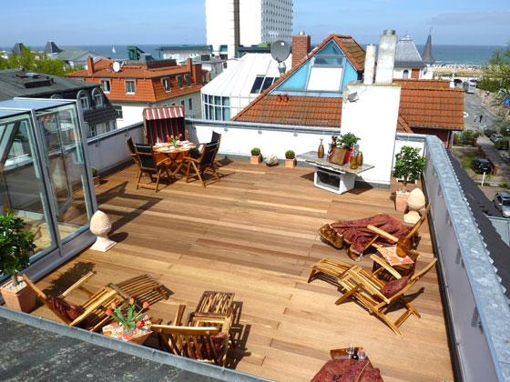 Ferienwohnung in  Warnem�nde im Loft Stil 20123-2