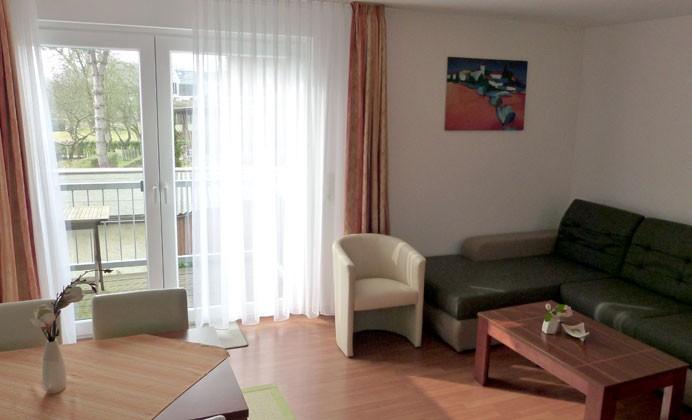 Warnem�nde Ferienwohnung Josame in Kapit�nshaus Ref. 96491-1